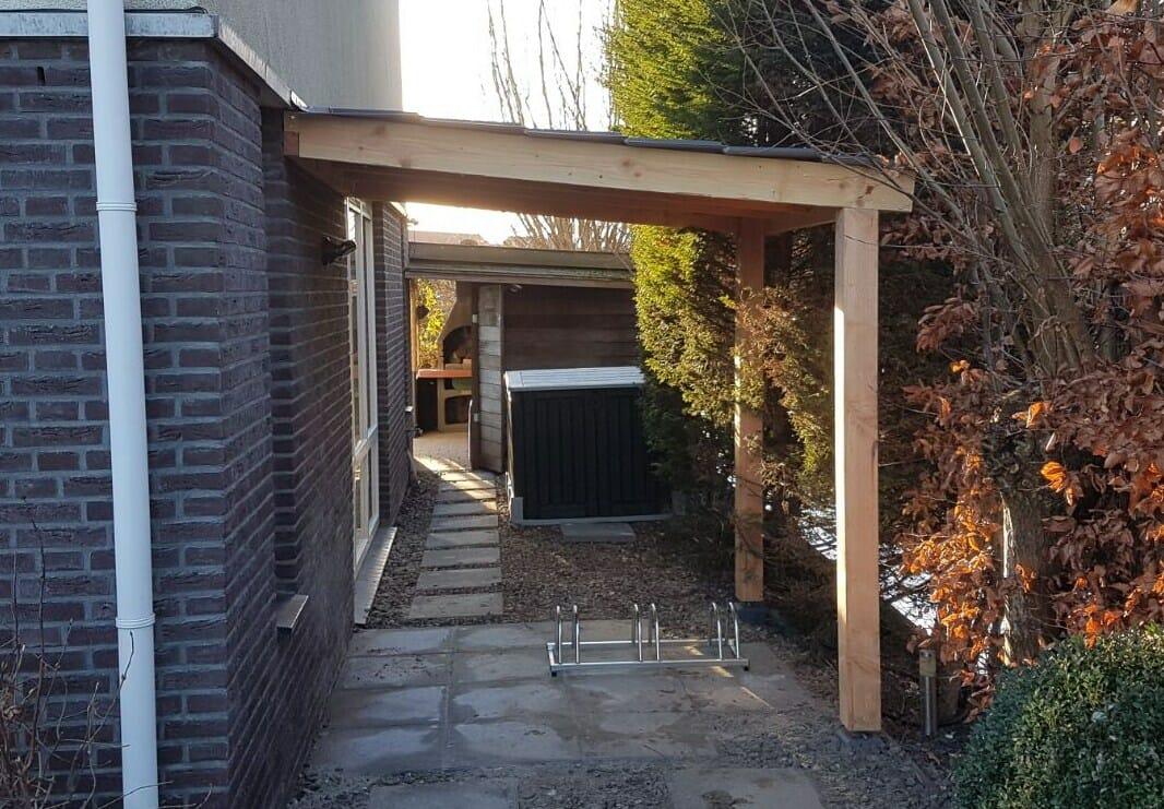 Maatwerk Tuinoverkapping - Overkapping - Veranda - Carport