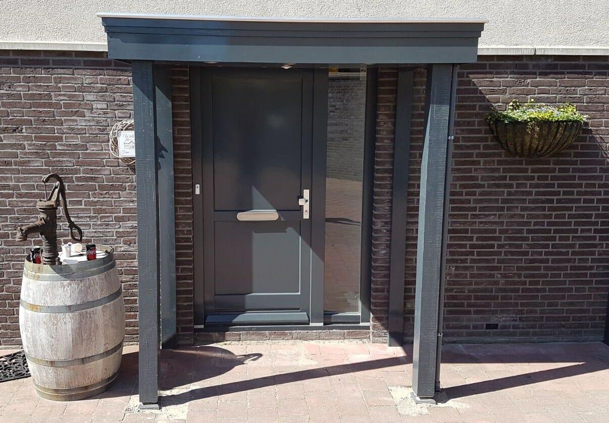 Voordeur luifel - Deurluifel - Raamluifel